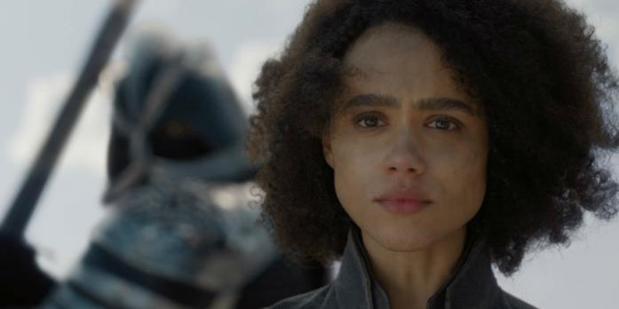 Nathalie Emmanuel è Missandei in Game of Thrones