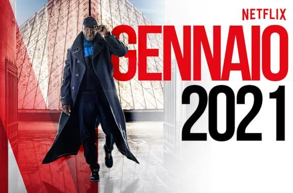 Netflix, le novità di gennaio 2021: in uscita Cobra Kai 3, Lupin con Omar Sy e Outside the Wire