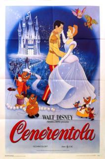 Poster Cenerentola