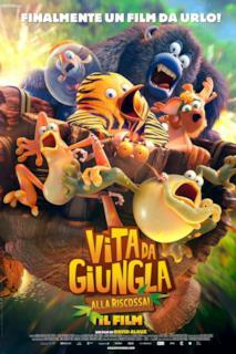Poster Vita da giungla: alla riscossa! - Il film