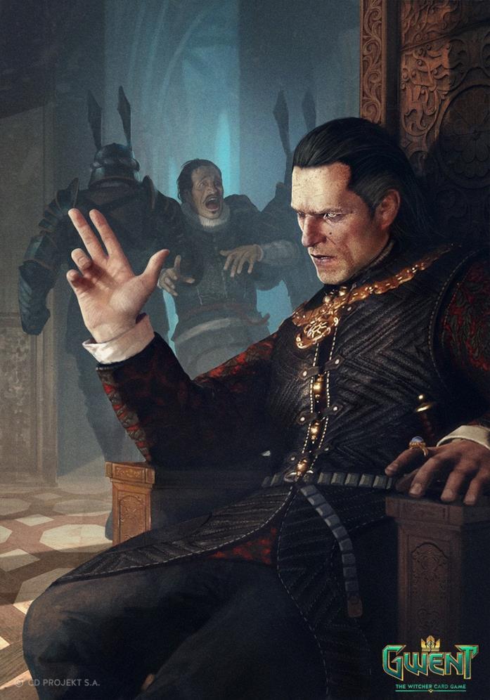 L'imperatore di Nilfgaard