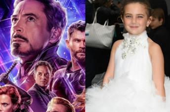 Il poster di Avengers: Endgame