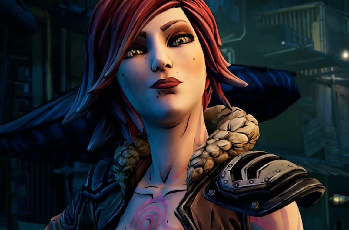 Un'immagine di Lilith dai videogiochi della serie Borderlands