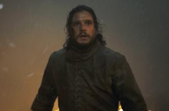 Jon Snow/Aegon Targaryen in GoT 8x03