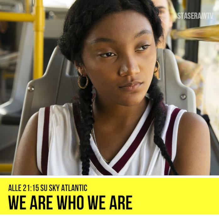 We Are Who We Are episodio 7 e 8