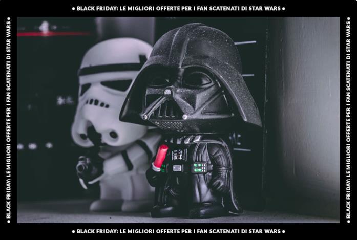 Alcuni prodotti a tema Star Wars da comprare per il Black Friday