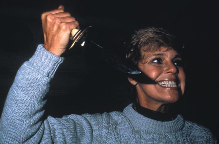 Pamela Voorhes è interpretata da Betsy Palmer