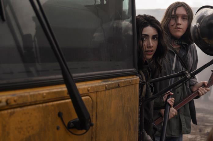 The Walking Dead: World Beyond in un fotogramma