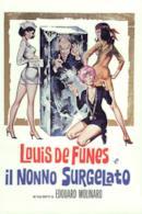 Poster Louis de Funes e il nonno surgelato