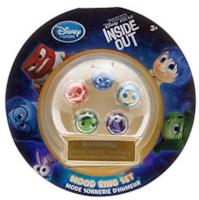 Disney / Pixar Inside Out Inside Out Mood Ring Set