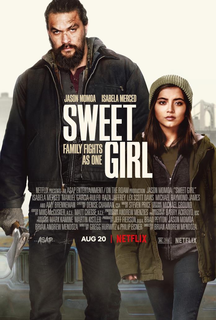 Sweet Girl: poster