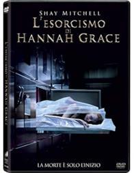 Cofanetto DVD de L'esorcismo di Hannah Grace