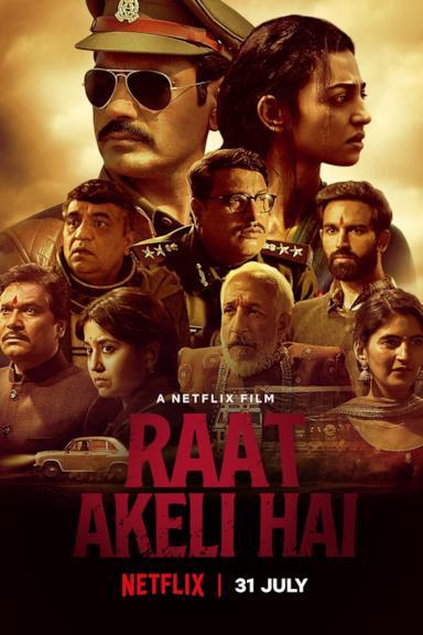 Poster Raat Akeli Hai
