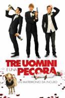 Poster Tre uomini e una pecora