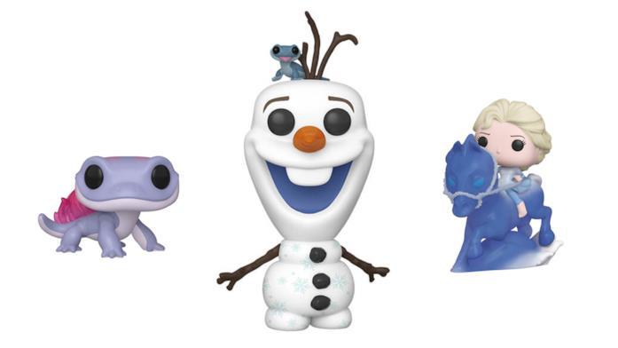 I nuovi Funko Pop! dedicati a Frozen