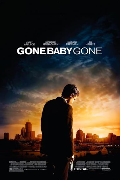 Poster Gone Baby Gone