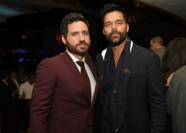 Edgar Ramirez e Ricky Martin, saranno Gianni Versace e il suo compagno Antonio D'Amico in American Crime Story