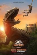 Poster Jurassic World - Nuove avventure