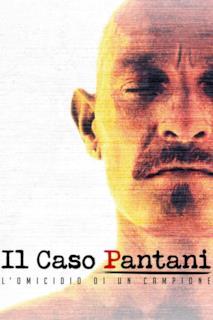 Poster Il caso Pantani - L'omicidio di un campione