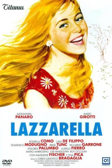 Poster Lazzarella