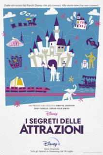 Poster I segreti delle attrazioni