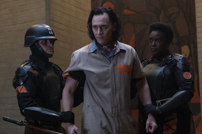 Loki catturato dalla TVA