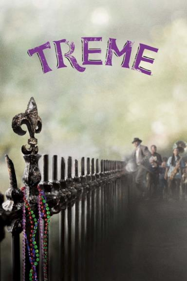 Poster Treme