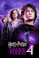 Poster Harry Potter e il calice di fuoco