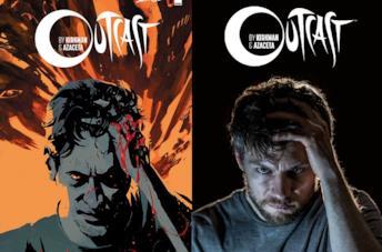 Outcast: personaggi a fumetti e in TV