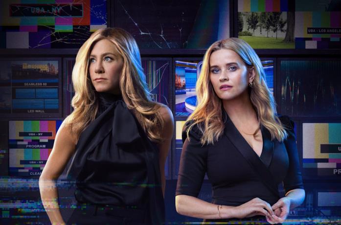 Jennifer Aniston e Reese Whiterspoon