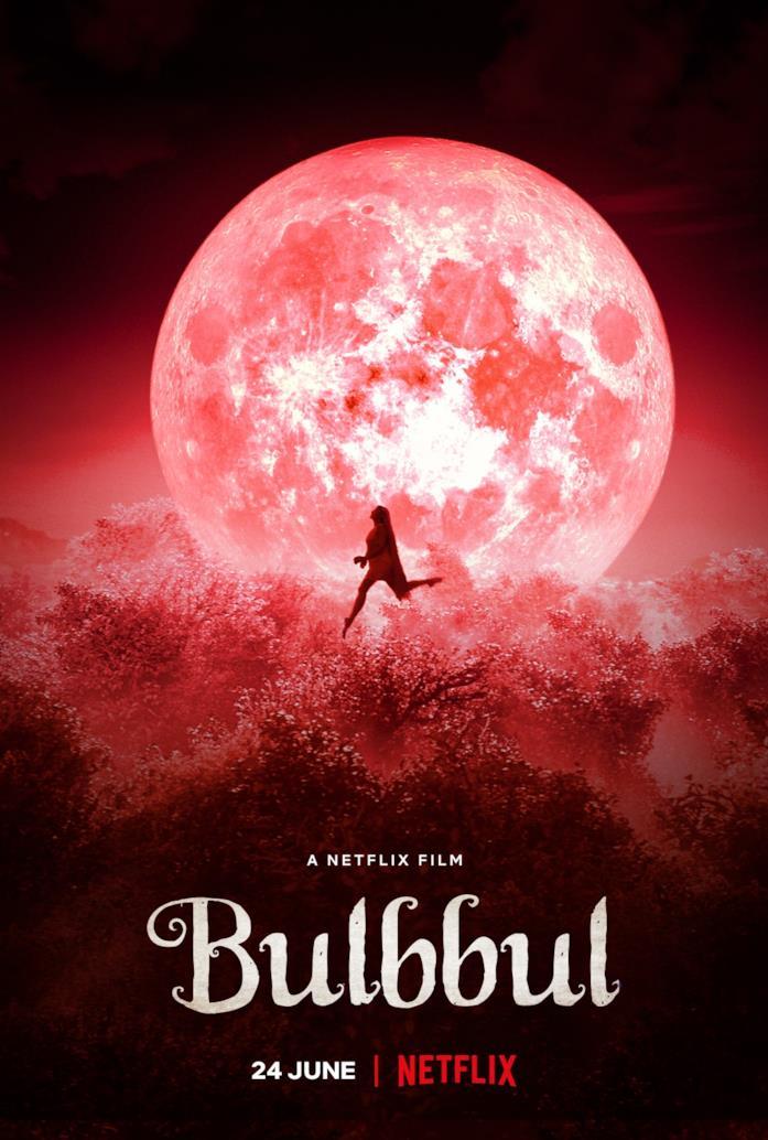 La locandina del film Bulbbul