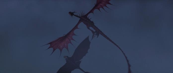 Grondaia Incoronata Magenta drago