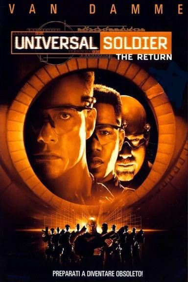 Poster Universal Soldier - The Return