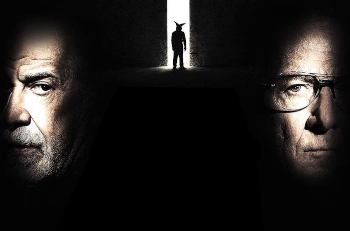 Il poster del film L'uomo del labirinto