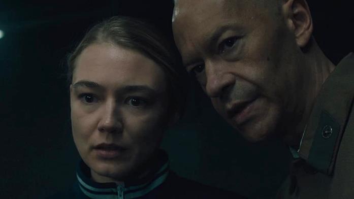 Tatyana e il colonnello Semiradov sono interpretati da Oksana Akinshina e da Fyodor Bondarchuk