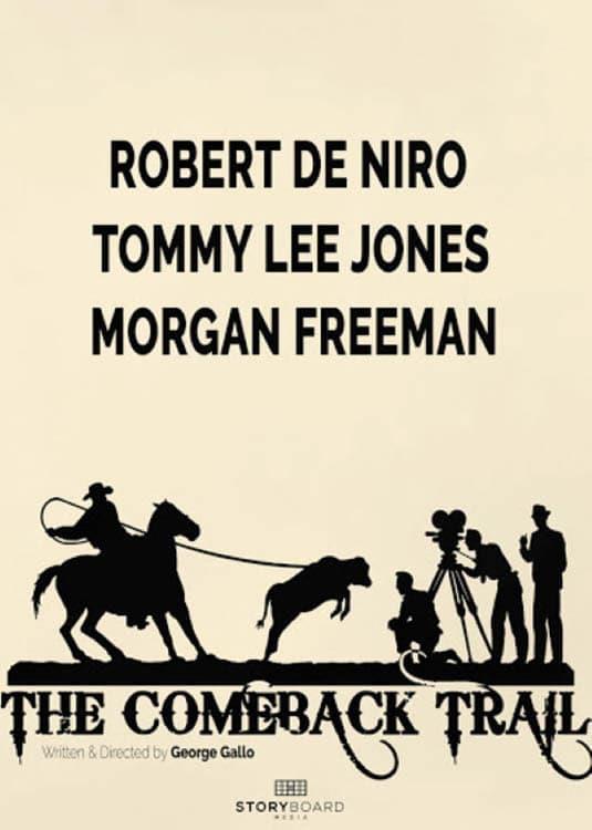 La locandina di The Comeback Trail