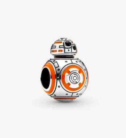 BB8 della collezione Star Wars x Pandora