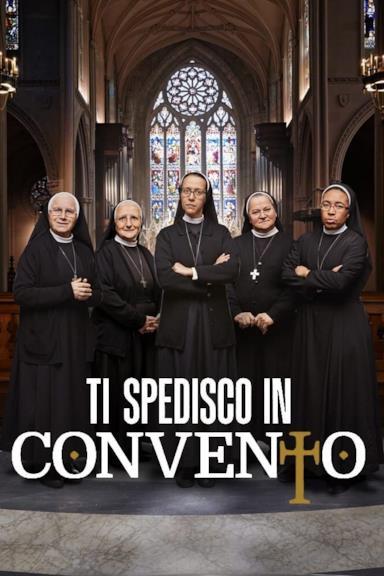Poster Ti spedisco in convento Italia