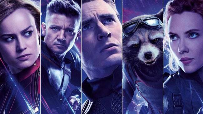 Alcuni eroi Marvel
