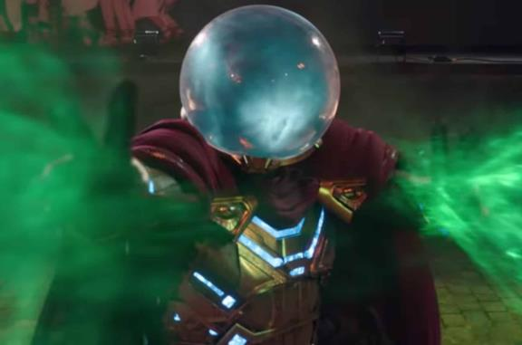 Mysterio da Spider-Man: Far From Home