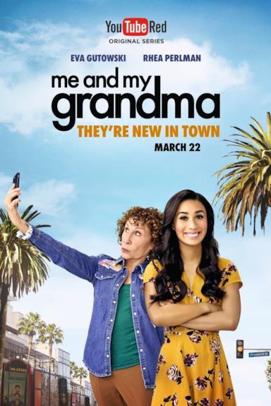 Poster Me and My Grandma