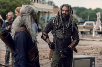 The Walking Dead, un'anteprima molto inusuale dall'episodio 9x11