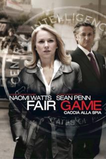 Poster Fair Game - Caccia alla spia