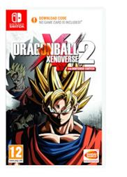 Dragon Ball Xenoverse 2 Code In The Box (Esclusiva Amazon) - Nintendo Switch