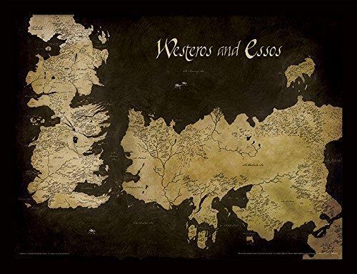 Immagine della mappa di GOT