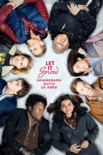 Poster Let It Snow - Innamorarsi sotto la neve