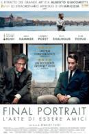 Poster Final Portrait - L'arte di essere amici