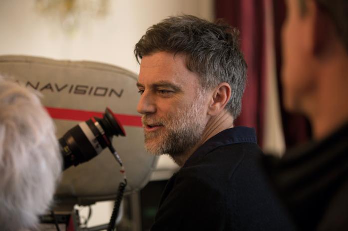 Il regista Paul Thomas Anderson