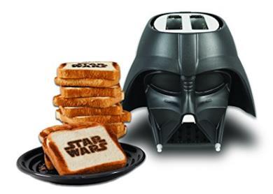 "Tostapane Motivo Star Wars ""Darth Vader"""