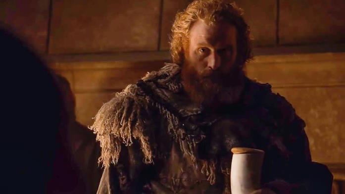Kristofer Hivju è Tormund Giantsbane in Game of Thrones